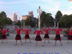 万年青广场舞 马兰山歌 原创