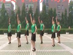 高安子君广场舞 《大草原》