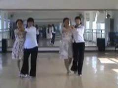 五三广场交谊舞《荷塘月色》探戈