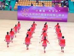 可爱妈妈广场舞 串烧 变型队 庆3.8表演