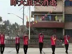 万年青健身乐广场舞《乡恋》形体舞