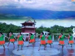 世外桃源马塘广场舞 《挥马鞭》 含背面分解教学