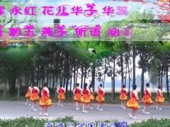 听语广场舞 舞动中国 队形版