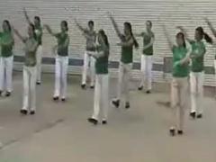 五三广场舞《踏浪》