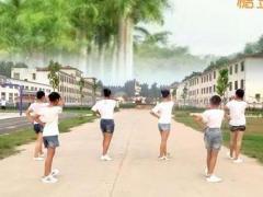 听语广场舞 《秀丽江山》DJ 32步含背面分解教学
