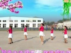听语广场舞《就是让你美》DJ步子舞48步 含背面分解教学