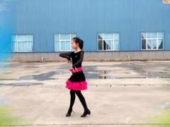 瑶瑶姐妹广场舞 恰恰舞 演示笑笑 制作冰雨