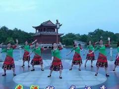 万年青广场舞 《醉苗乡》