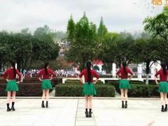 新风尚广场舞 《爱情排行榜》 含背面动作分解教学