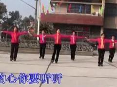 万年青健身乐广场舞《朋友的心》探戈