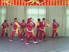万年青广场舞《春暖花开》健身舞