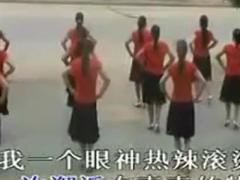 五三广场舞《套马杆》教学