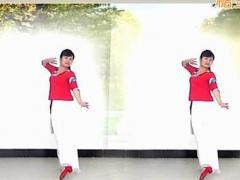 湖北应城李集古典舞 《国色天香》 含背面动作分解教学