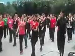 幸福天天亚虎娱乐,亚虎娱乐app,亚虎777娱乐老虎机 健身操 律动青春