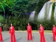 柳州彩虹健身队演绎 《最远的你是我最近的爱》