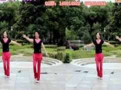 沅陵燕子广场舞 《小苹果》 含背面分解