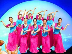 王梅亚虎娱乐,亚虎娱乐app,亚虎777娱乐老虎机 《水月亮》 含背面动作分解教学