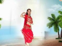 集美区灌口田头 印度风情 印度舞 正反面演示