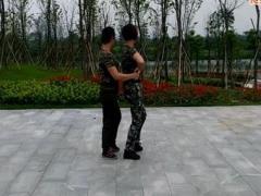 神彩广场舞 阿哥阿妹 北京水兵舞