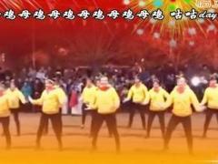 濮阳心语广场舞 小鸡小鸡 元宵节 演出版