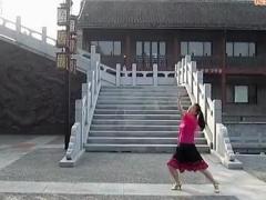 嫣然广场舞 这条街 编舞紫蝶 习舞陶陶