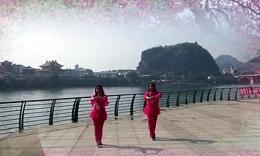 柳州彩虹健身队亚虎娱乐,亚虎娱乐app,亚虎777娱乐老虎机《我和我的小伙伴们都惊呆了》编舞 沚水