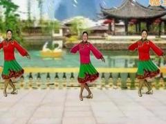 阜宁舞梦缘广场舞 《科尔辛姑娘》 编舞 艺子龙
