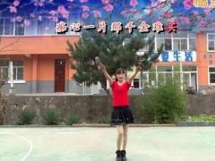 蝶依广场舞 《一起爱一起嗨》 含背面动作分解教学