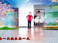 濮阳心语广场舞《开心每一天》凤凰六哥编舞