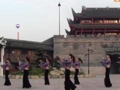 茉莉亚虎娱乐,亚虎娱乐app,亚虎777娱乐老虎机《荷塘月色》健身舞 含背面分解