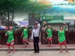 凤凰六哥广场舞 《纳西情歌》 含背面动作分解教学