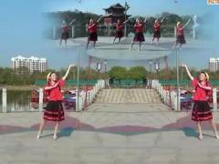 万年青广场舞 《吐鲁番的葡萄熟了》