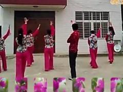 天门多宝好歌广场舞《天长地久》团体版 编舞王梅