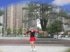 可爱妈妈广场舞 等到山花开 青儿编舞