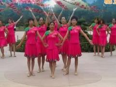 濮阳心语广场舞 舞动中国