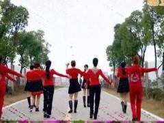 湖北天门香姿广场舞 《忘不了的温柔》 团体版