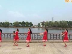苏州盛泽雨夜广场舞 《爱已飞逝》 含背面动作分解教学