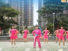 可爱妈妈广场舞和三姐老师版 达坂城的姑娘 编舞hehe+