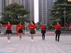 可爱妈妈广场舞 《情儿芊芊》 集体版