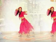 灌口田头广场舞《印度美女》印度舞 含背面动作分解教学