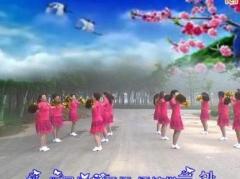 听语广场舞 跳到北京 队形版