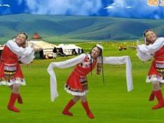 太湖彬彬亚虎娱乐,亚虎娱乐app,亚虎777娱乐老虎机 《相聚》 藏族舞 含背面动作分解教学