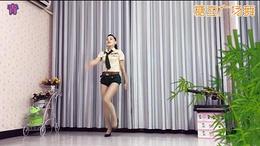 青青世界广场舞 DJ当兵就是那么帅 附背面 原创杨丽萍