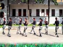 湖北天门香姿广场舞 《情哥哥》 团体版