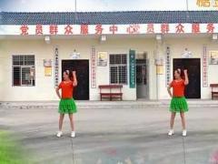湖北天门香姿广场舞《爱情能耐》