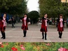 红尘蝶舞广场舞 《一曲红尘》