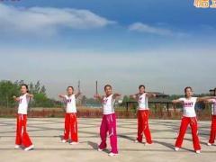 舞动旋律2007健身队 《爱情天堂》 含背面动作分解教学