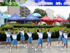 沅陵燕子广场舞《小鸡小鸡》少儿组演示