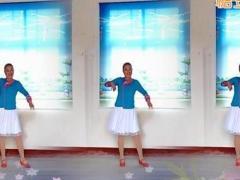 湖北天门香姿广场舞《拉住妈妈的手》