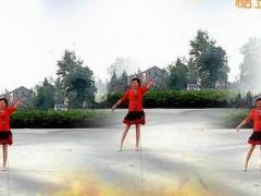 湖北天门香姿广场舞《暖暖的幸福》